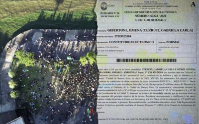 La Justicia falló contra el proyecto inmobiliario en Costa Salguero